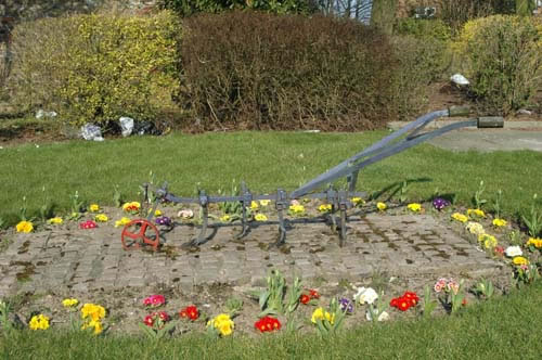 Blackrod Flower Bed