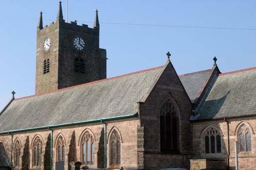 St. Katharine's Church
