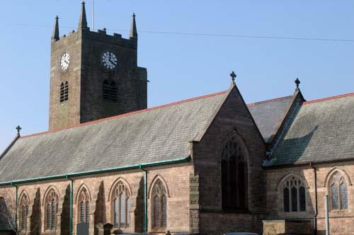 St. Katharine's Church