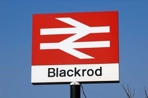 Blackrod Station