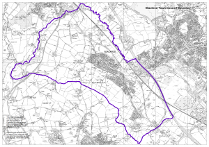 Blackrod Town Council Boundary
